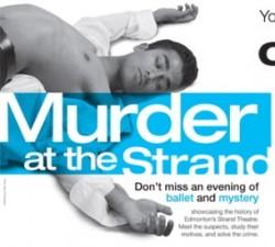 Citie Ballet Murder at the Strand