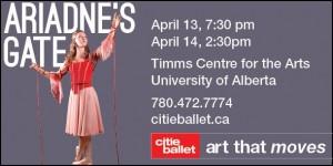 Ariadne's Gate by Citie Ballet